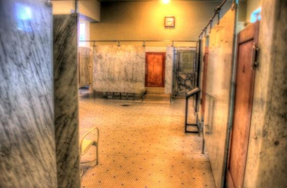 bathing room in hot springs arkansas