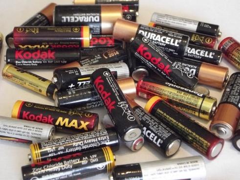 batteries energy battery