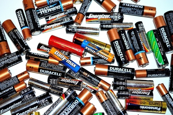 battery recycling energy