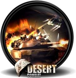Battlefield 1942 Deseet Combat new x box cover 1