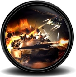 Battlefield 1942 Deseet Combat new x box cover 2