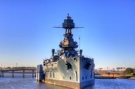 battleship texas at san jacinto monument texas