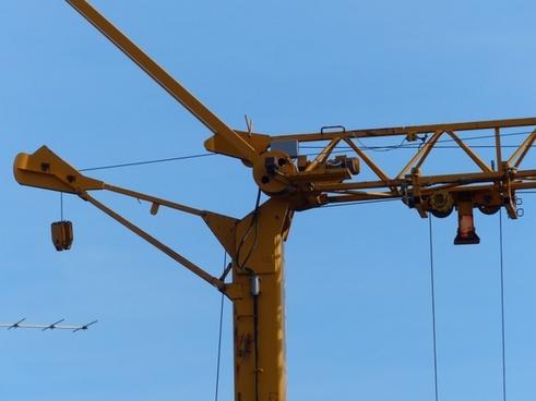 baukran hydraulic crane