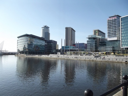 bbc media city salford quays