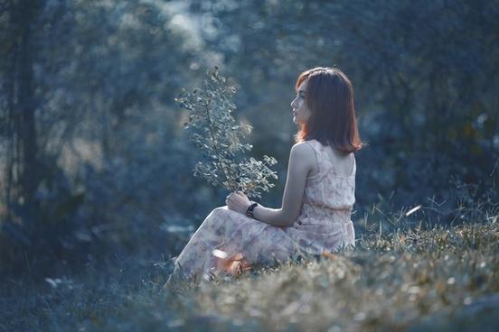 beach beautiful child dress girl grass hot light