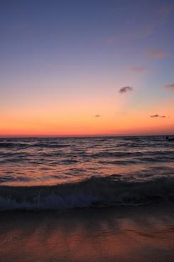 beach before blue