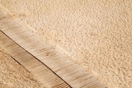 beach boardwalk coast
