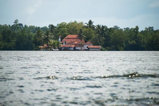 beach boat coast fisherman holiday home house