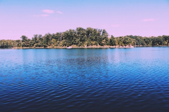 beach boat coast island lagoon lake landscape