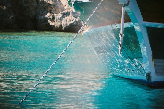 beach boat cruise holiday leisure marine nobody