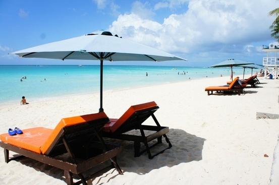 beach boracay beach sea