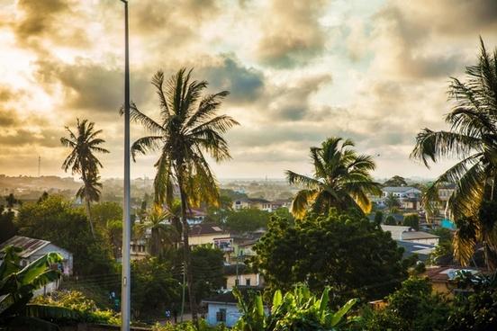 beach caribbean coast color exotic holiday hotel