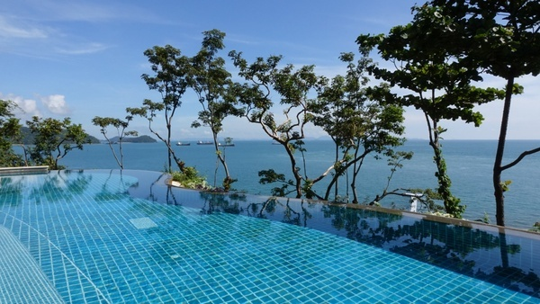 beach coast coastline exotic holiday idyllic island