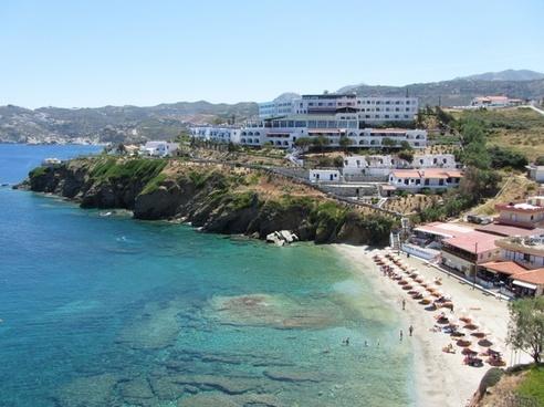 beach hotel island of crete
