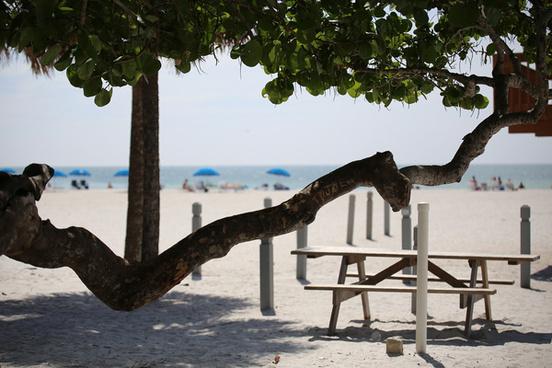 beach is inviting