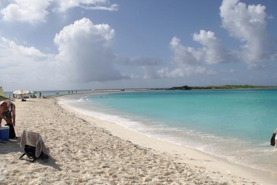 beach lagoon venezuela