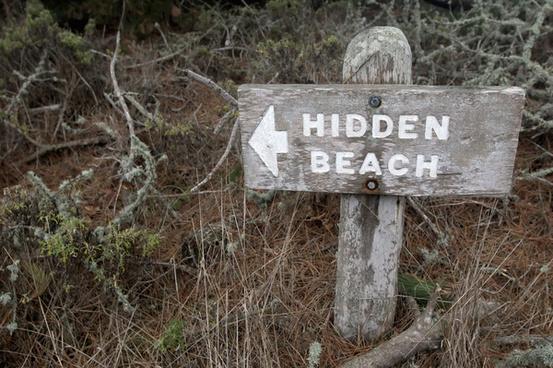 beach of irony