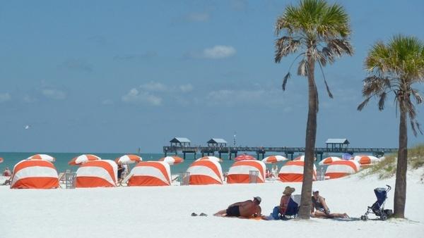 beach sandy beach holiday