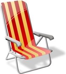 Beach sit