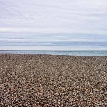 beach stones pebble