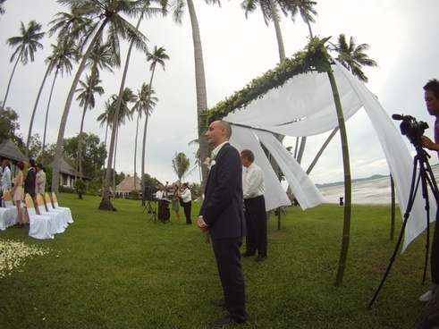beach wedding phuket