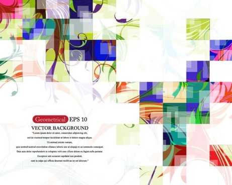 beautiful abstract background 03 vector