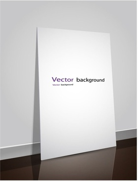 beautiful background board 01 vector