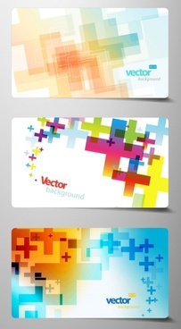beautiful card 03 vector