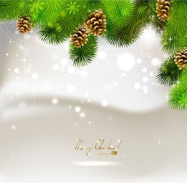 beautiful christmas ball background 02 vector