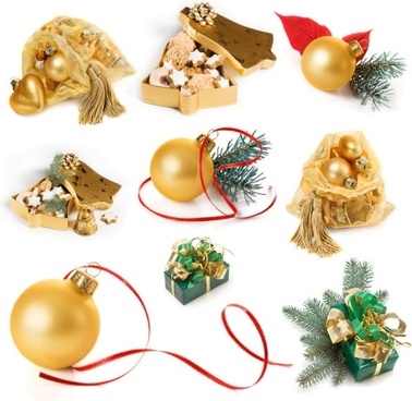 beautiful christmas decoration highdefinition picture