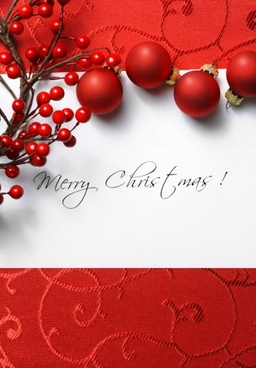 beautiful christmas design elements 02 hd pictures