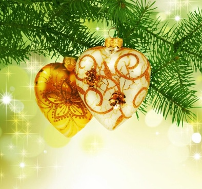 beautiful christmas design elements 05 hd picture
