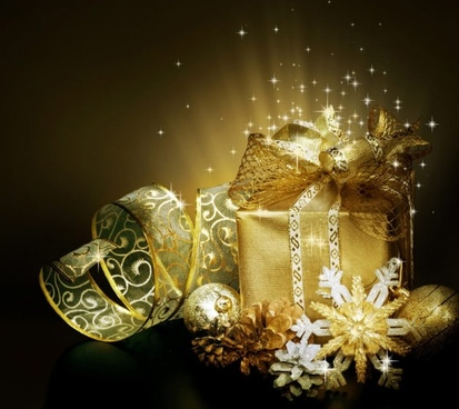 beautiful christmas design elements 11 hd pictures