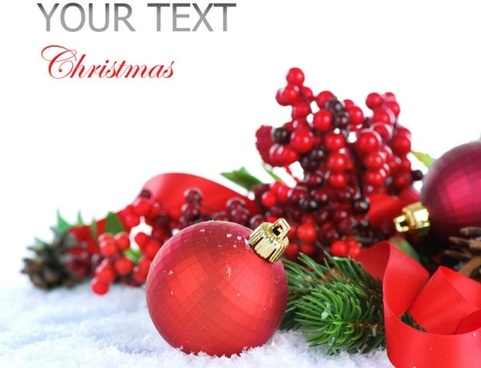 beautiful christmas design elements 128 hd picture