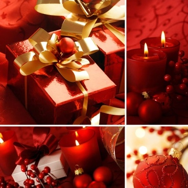 beautiful christmas design elements 22 hd picture