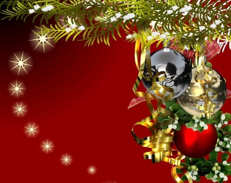 beautiful christmas design elements 40 hd picture