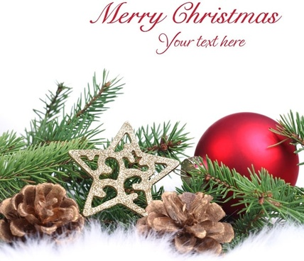 beautiful christmas design elements 68 hd picture