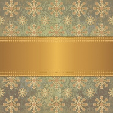 beautiful christmas snowflakes pattern vector