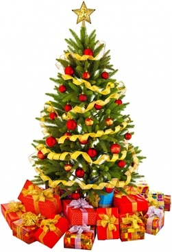 beautiful christmas tree 02 hd picture
