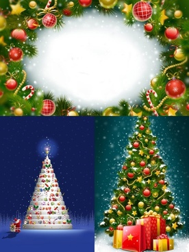 beautiful christmas tree definition picture