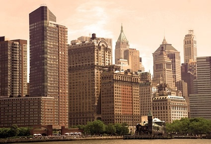 beautiful city architectural photography 1