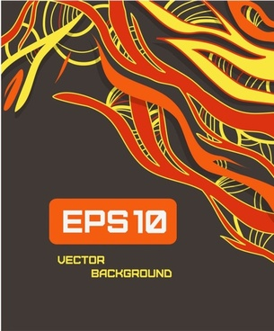 beautiful color line patterns 05 vector