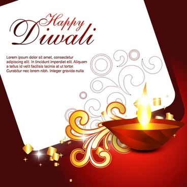 Diwali greetings free vector download 3861 free vector for beautiful diwali cards 06 vector m4hsunfo