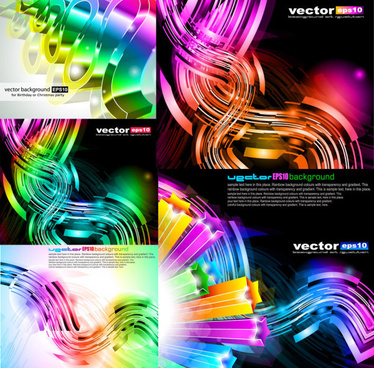 beautiful dynamic background graphics vector