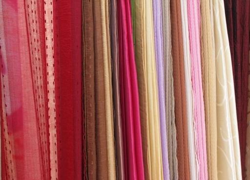 beautiful fabrics colors