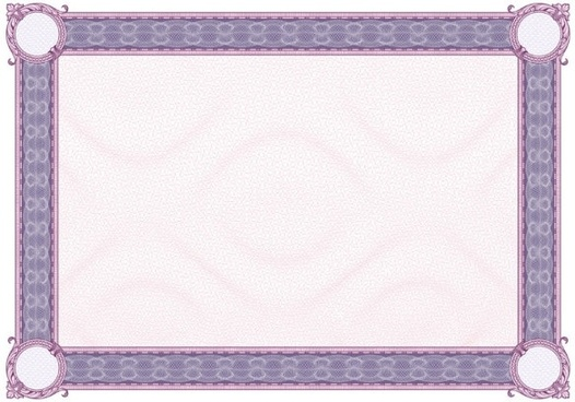 beautiful frame background pattern 01 vector