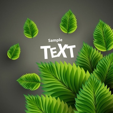 beautiful green background 01 vector