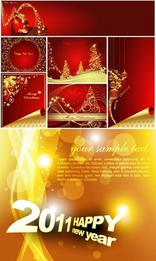 beautiful holiday background vector