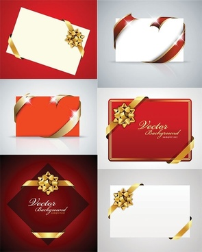 beautiful holiday card vector