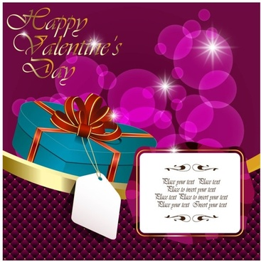 beautiful holiday cards 01 vector
